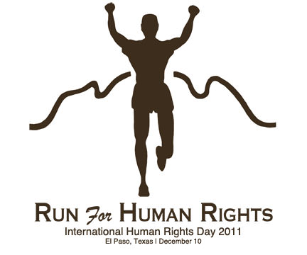 Run for Human Rights, Dec 10 in El Paso